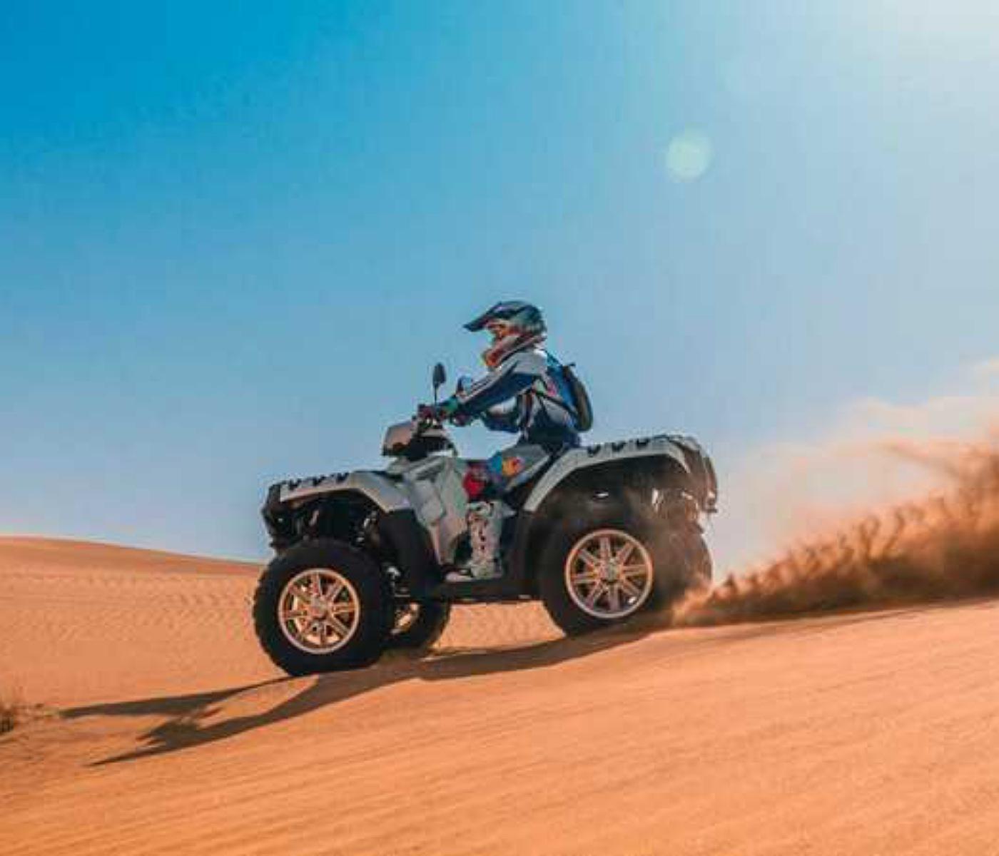 Merzouga ATV QUADE BIKING