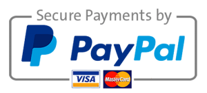 Accepted payment method via Paypal